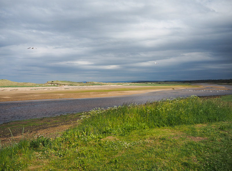 Lossiemouth sur la côte écossaise, un voyage intuitif en Ecosse, Voyages et Vagabondages