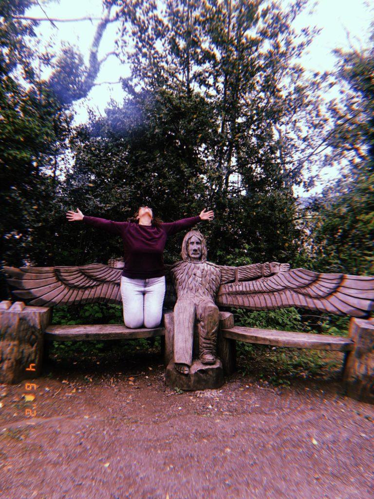 S'envoler avec l'intuition - Une excursion à la journée à Stirling en Ecosse - Voyages et Vagabondages